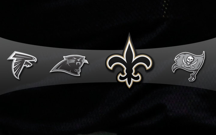NFC South links