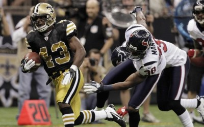 Saints vinder over Texans