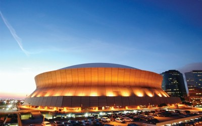 New Orleans afholder Super Bowl i 2024