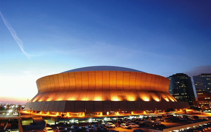 New Orleans afholder Super Bowl i 2024