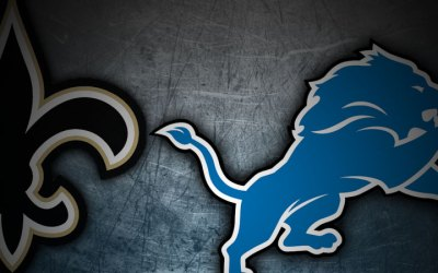 WILDCARD GAMEDAY: Detroit Lions