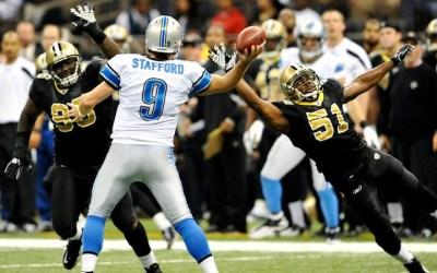 Saints slår Lions 31 – 17