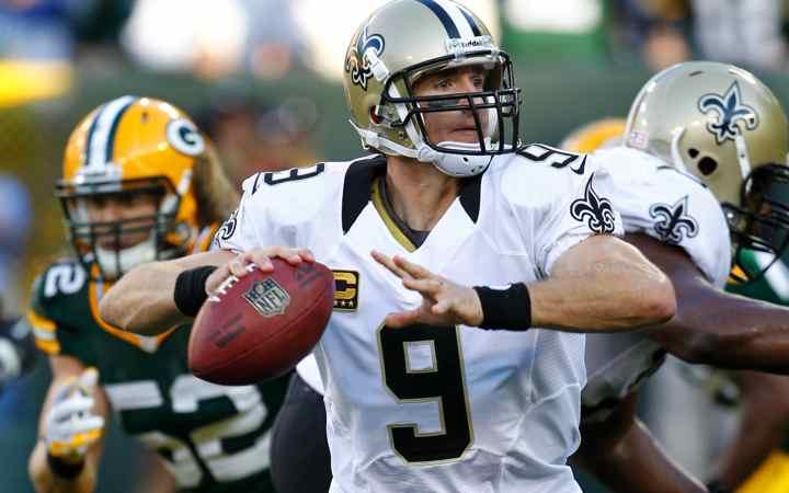 New Orleans Saints møder Green Bay Packers i første kamp i 2021. Det bliver også første kamp for Saints uden Drew Brees. Men nu ligger Saints kampprogram fast.