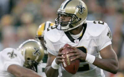Brooks og Carney optaget i Saints HOF