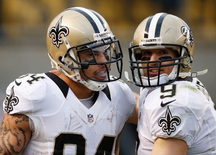 Saints 35, Steelers 32