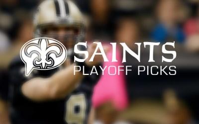 Saints Picks 2014: Playoff Picks