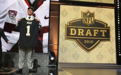 New Orleans Saints 2015 draftklasse