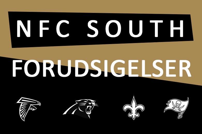 Week 17: NFC South forudsigelser