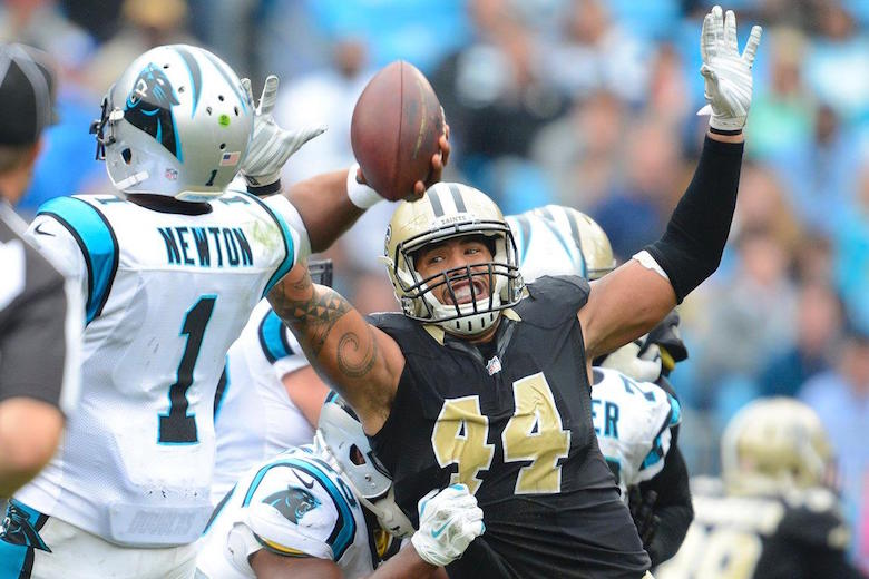 Saints 22, Panthers 27