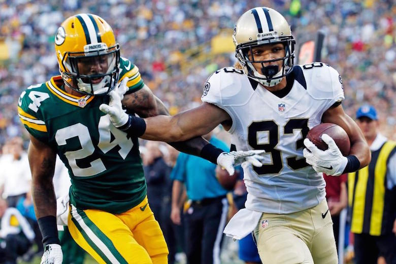 Saints 10, Packers 38