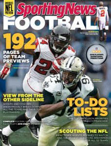 Sporting News Preview magazine 2016