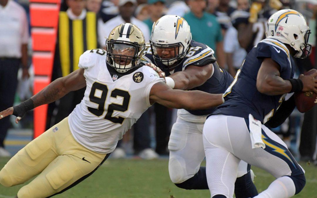 New Orleans Saints mister to defensive profiler for sæsonen