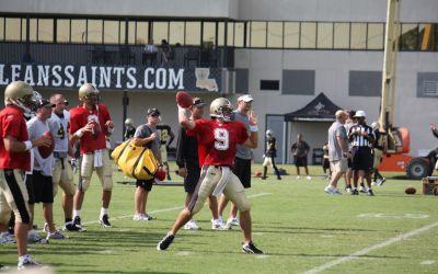 Et skridt nærmere NFL sæsonen, nu starter training camp