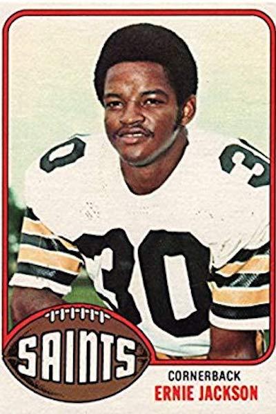 Ernie Jackson #30