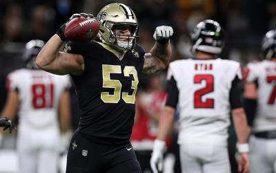 Hvem er New Orleans Saints vigtigste defensive free agent?