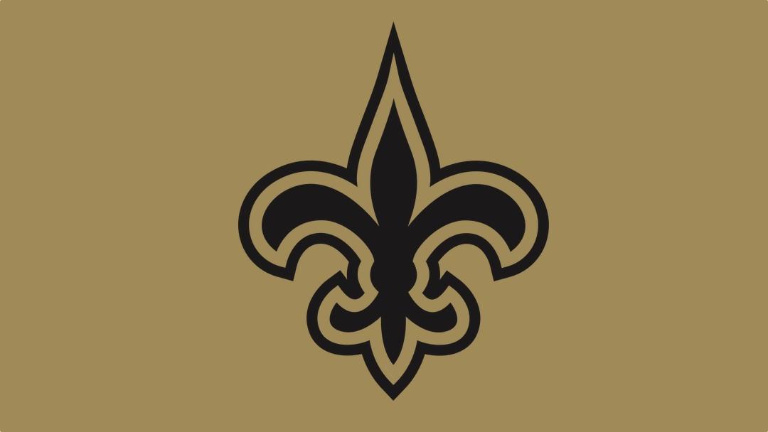 New Orleans Saints fritstiller guard Nick Easton