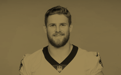 New Orleans Saints fullback Michael Burton testet positiv for COVID-19