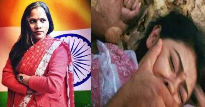 BJP leader Sonita Singh Calls for Rape of Kashmiri women