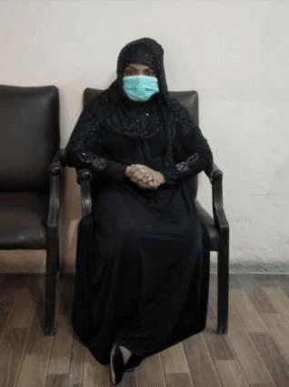 Maryam Fayyaz accused Tiktok star Sheraz of gang-rape