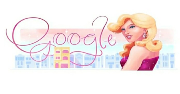 Google pays tribute to Brenda Lee trans