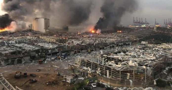 Updates of Beirut explosion, rescue work and details