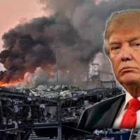 """Trump Was Talking Nonsense When He Called Beirut Explosion """"an Attack,"""" Say Pentagon Officials"""