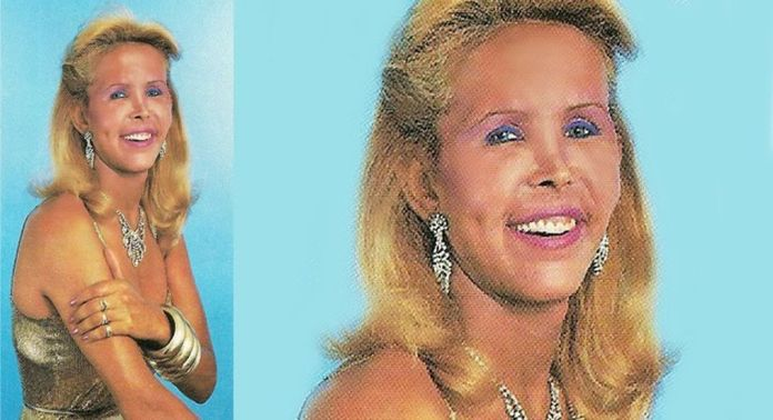 Brenda Lee Trans, a Brazilian human rights activist for transgenders