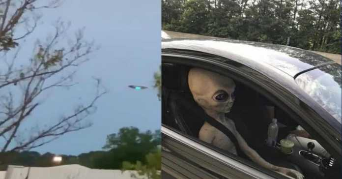 UFO sighting in New Jersey and Facts behind the viral video of UFOs