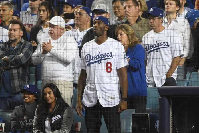 Lakers won 17 and Dodgers won 7 this was for Kobe 24