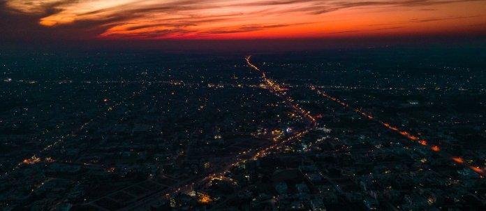 Sudden power breakdown in all Pakistan. Major blackout in all major cities of Pakistan