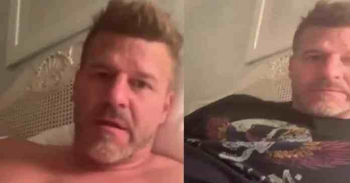 David Boreanaz leaked video goes viral on social media