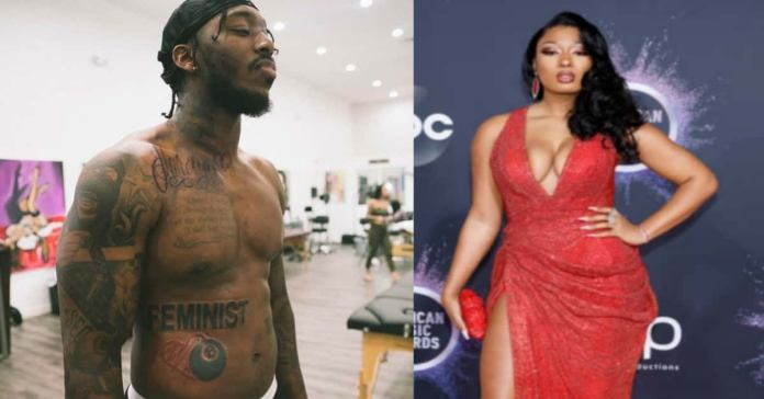 Pardi faces backlash after the viral video shows Pardison 'Pardi' Fontaine misbehaving with Megan Thee Stallion