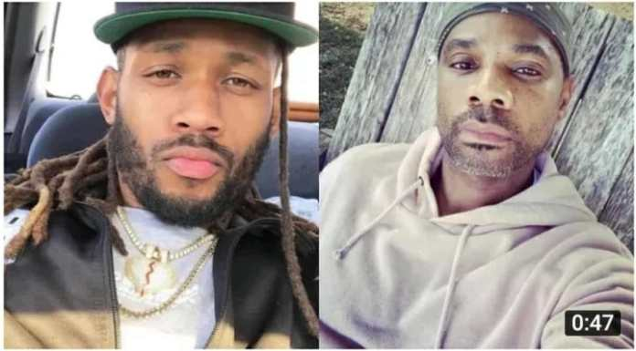 Kirk Franklin's son Kerrion leaks the Audio of his father Cussing on Kerrion