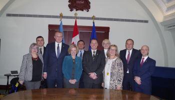 Alberta Organizes Trade Mission to Ukraine | New Pathway