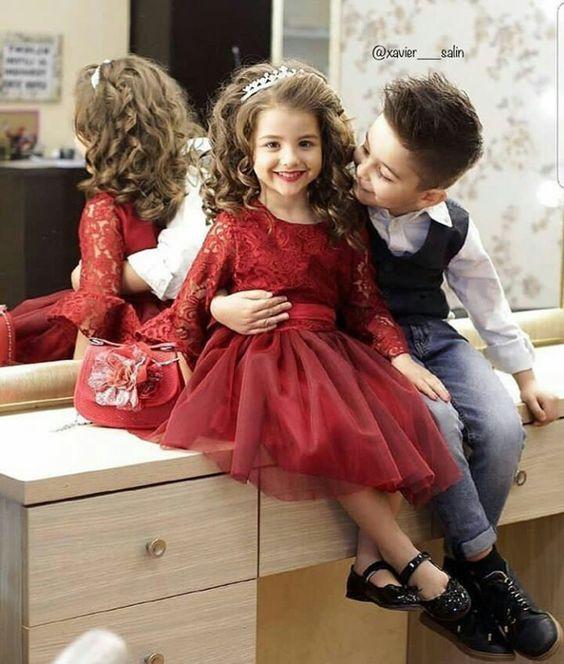 اجمل خلفيات اطفال بنات كيوت
