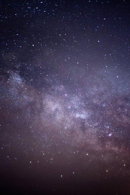 صور نجوم في السماء Hd