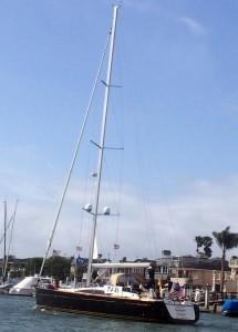 Newport Beach News Lynns Spin Wild Thing III Sails To