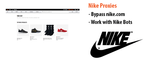 Where to buy best dedicated Nike Proxies? - New Proxys