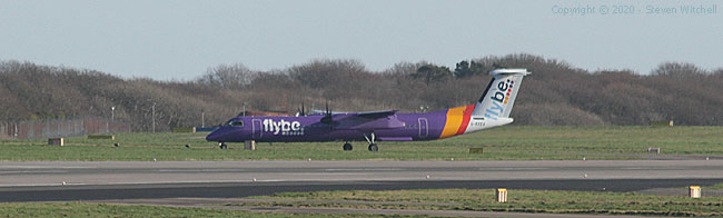FlyBe has cancelled all flights