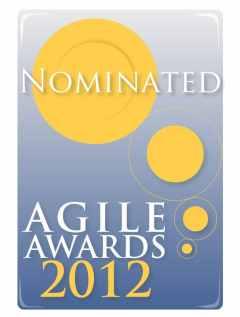 2012 Agile Awards nomination logo