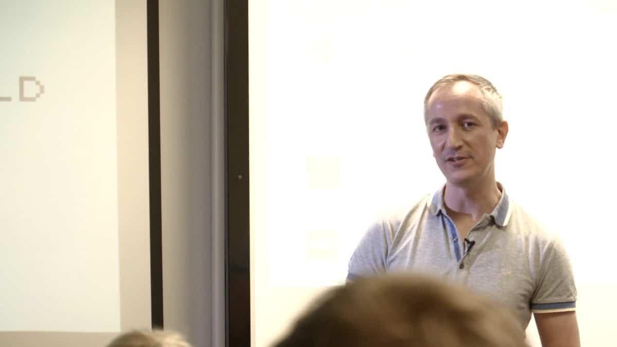 James Ward at Lean Startup Yorkshire