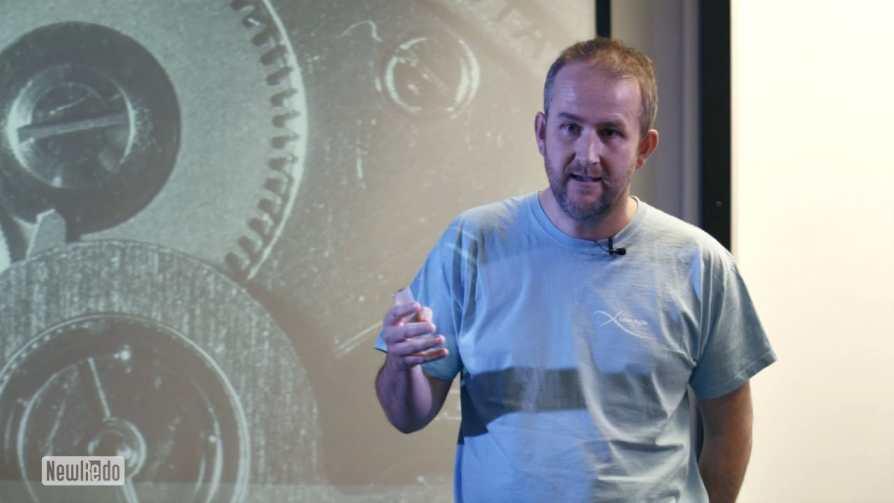 Chris McDermott at Agile Yorkshire