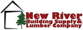 New River Building Supply & Lumber Company Logo