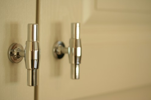Stainless Steel contemporary handles