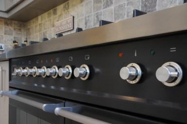 Britannia Dual Fuel Range Cooker