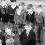 Abbey Primary 6: 1956