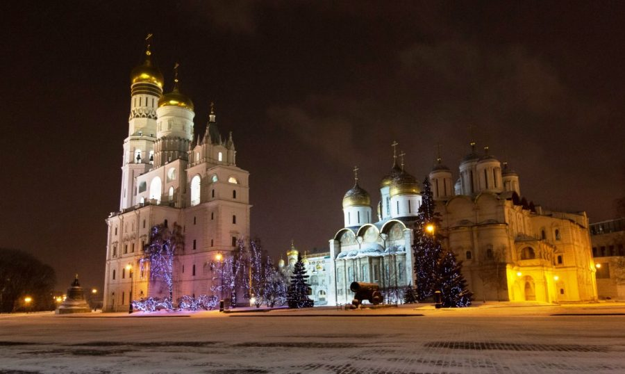 The Kremlin (Alexander Zemlianichenko/AP/SIPA)