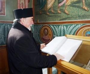 Preotul Vasile Anghel