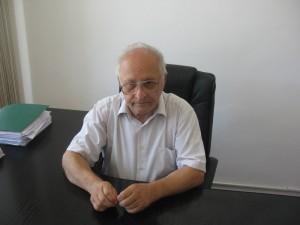 Profesorul de matematică Mihai Gavriluţ