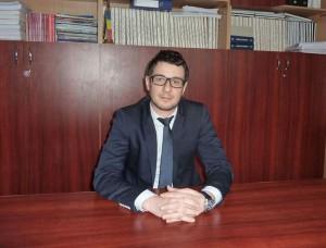 Radu Firăstrău, preşedintele-director al CAS Neamţ